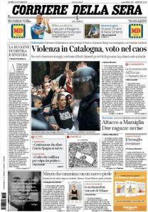 Portada-Corriere-della-octubre_EDIIMA20171002_0047_19